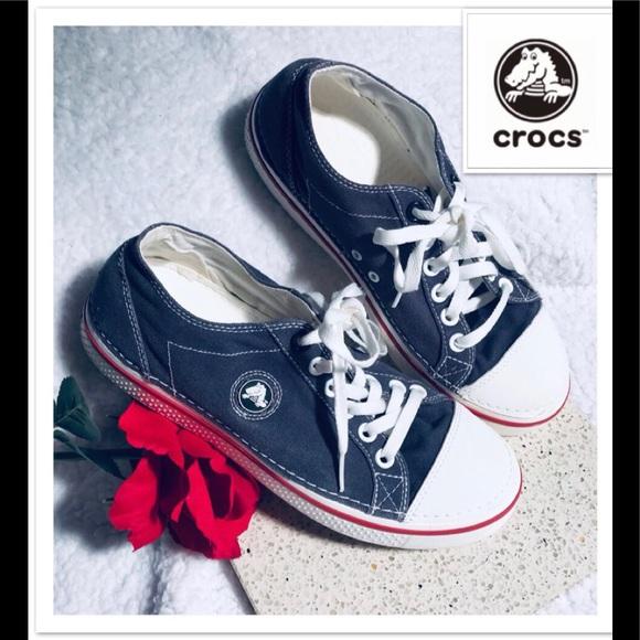 CROCS Shoes   Crocs Converse Style